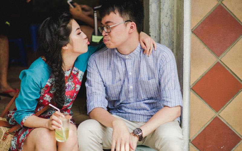 Quoc Viet & Thu Lien | Prewedding | Hanoi.