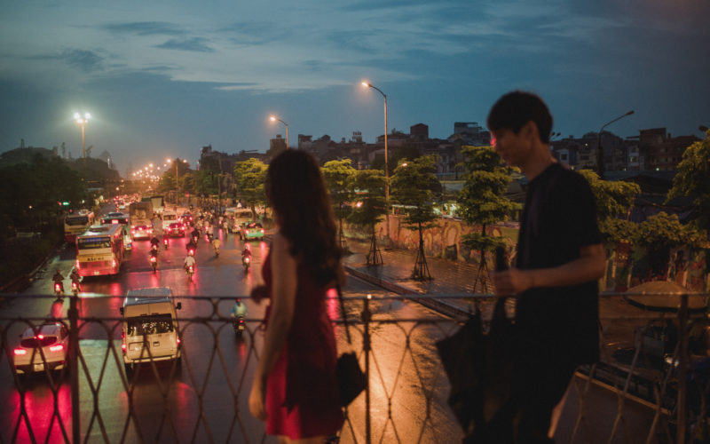 Yun&Goon in Hanoi.