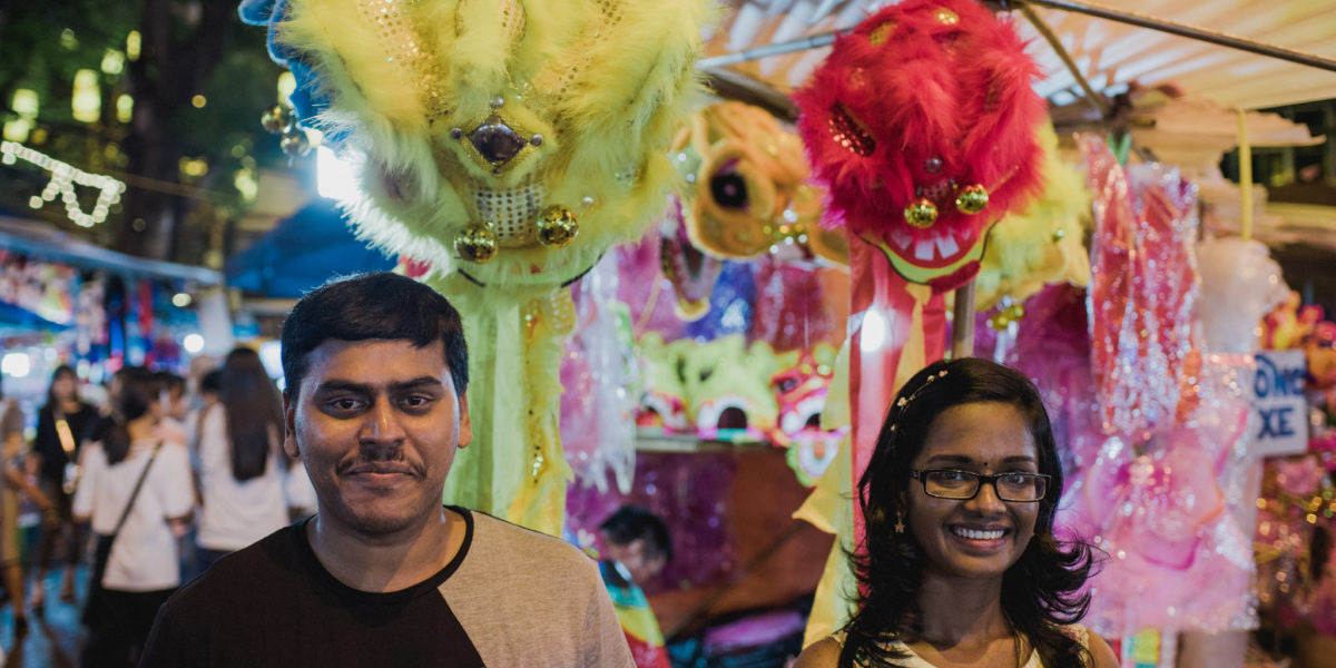 Archana & Raamkumar